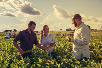 Fazenda Experimental permite a prática acadêmica