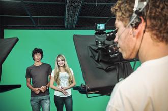 Comunicação Social conta com Laboratório de Televisão