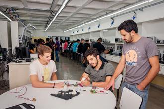 Laboratório de Engenharia Elétrica é um dos mais inovadores