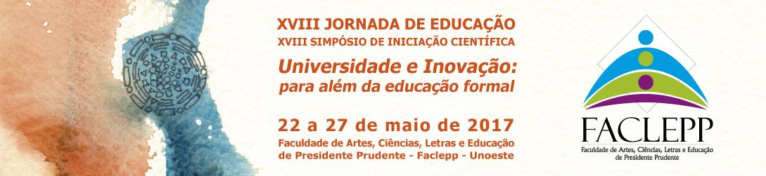 Jornada de Educação 2017