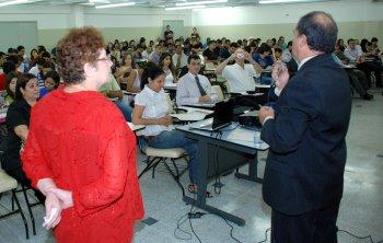 Jornada de Contábeis: abertura reúne mais de 250 pessoas