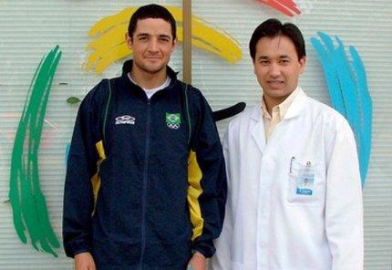 Fisioterapeuta atua na Confederação Brasileira de Canoagem