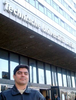 Fipp: Egresso desenvolve pesquisa de doutorado na Alemanha