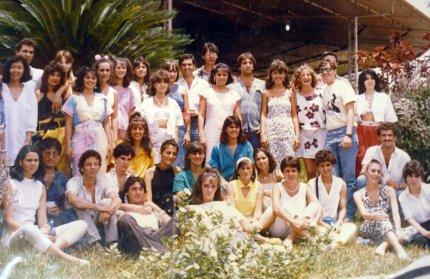 III Turma de Fisioterapia comemora 25 anos