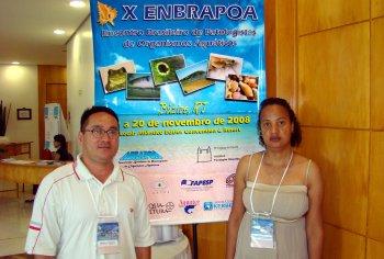Zootecnistas apresentam trabalhos no X Enbrapoa