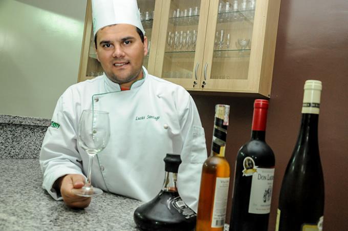 Gastronomia oferece 9 opções em cursos de curta duração
