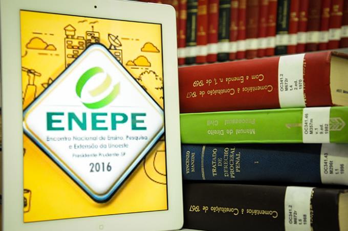 Enepe tem recorde em trabalhos e supera edição 2015 em 28%