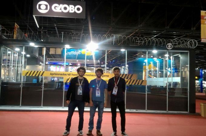 Alunos destacam-se na maior feira de games da América Latina