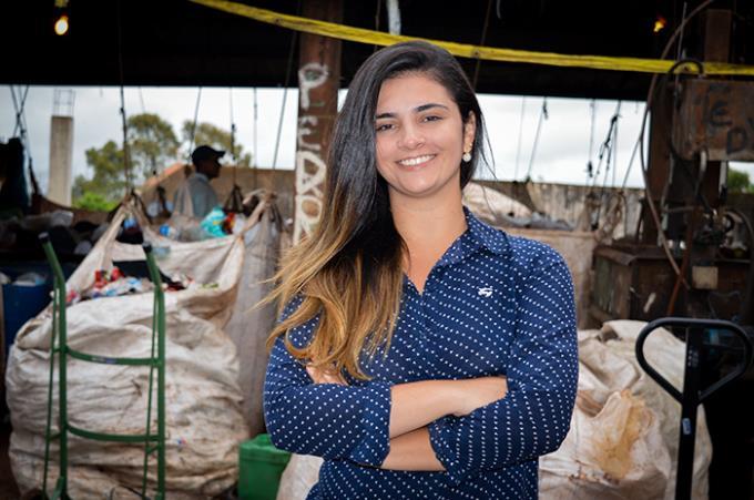 Egressa da Unoeste assume gestão ambiental em Martinópolis
