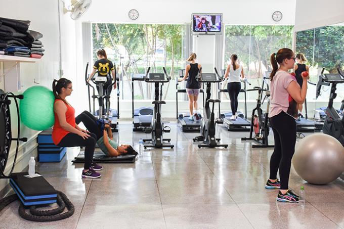 Aproveite a volta às aulas para se exercitar na Unoeste