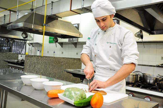 Gastronomia anuncia abertura de inscrições para workshops
