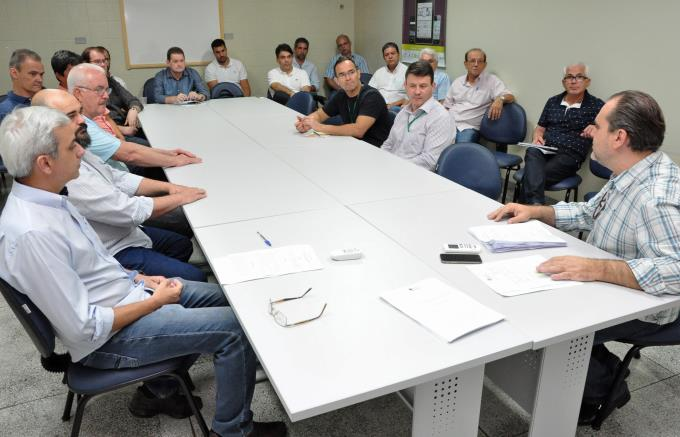 Conselho de Tecnologia aprova regimento e elege diretoria