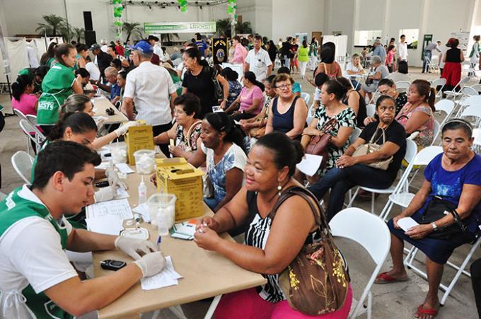Caravana da Saúde contribui nas prioridades de Mirandópolis