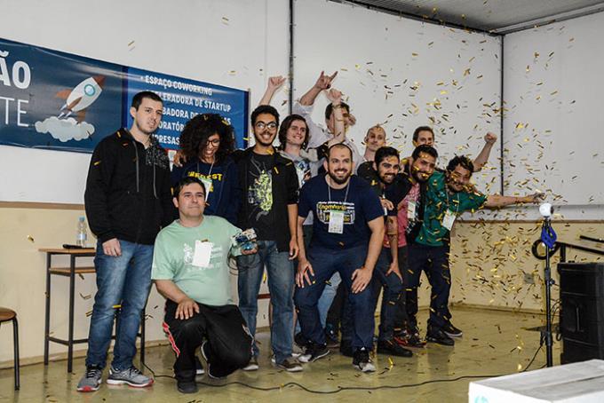 Equipe vencedora do Startup Weekend é vinculada à Unoeste