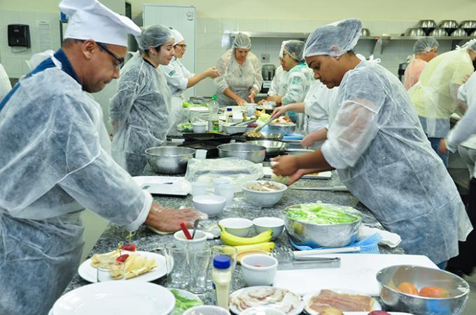 Gastronomia oferece inscrições para workshops neste semestre