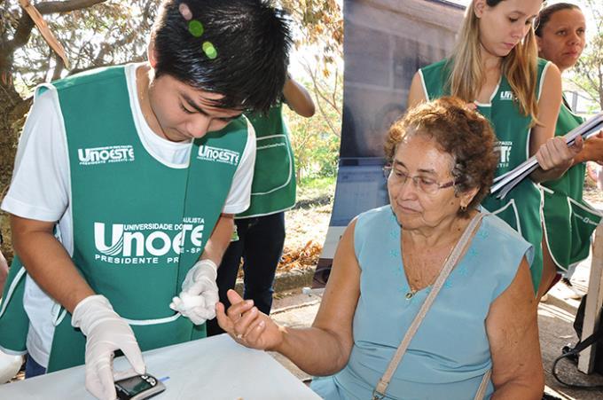 Ação sobre saúde da mulher é bem recebida no Brasil Novo