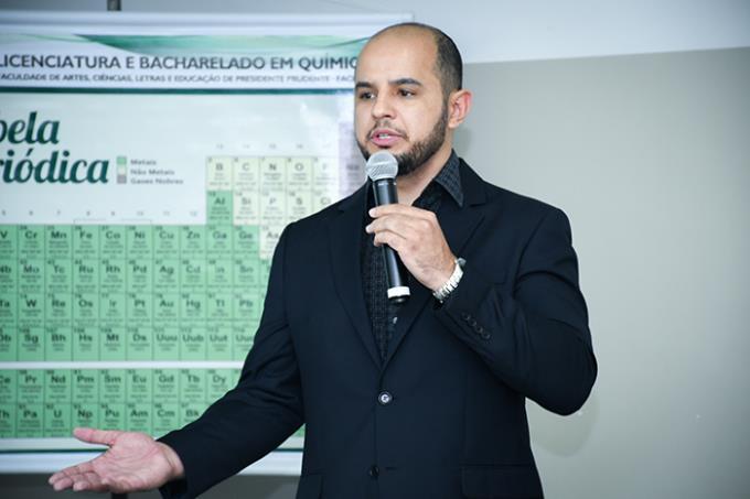 Evento apresenta as possibilidades na área da química