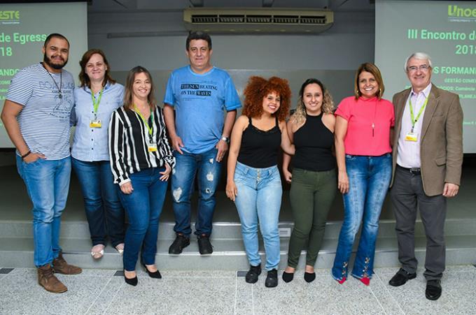 Gestão Comercial celebra 15 anos com 3º Encontro de Egressos
