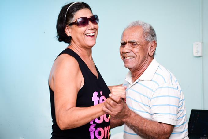 Projetos de dança promovem a inclusão e a socialização