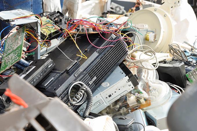 Prudente poderia reciclar até 94% dos resíduos tecnológicos