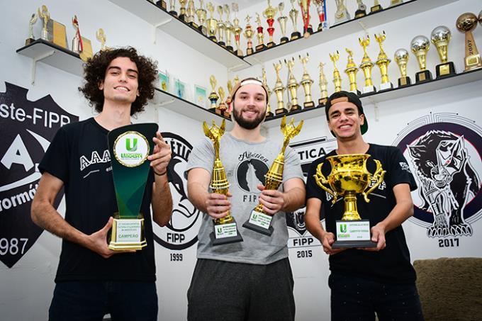 Fipp ganha título inédito de campeã geral no Intercalouros