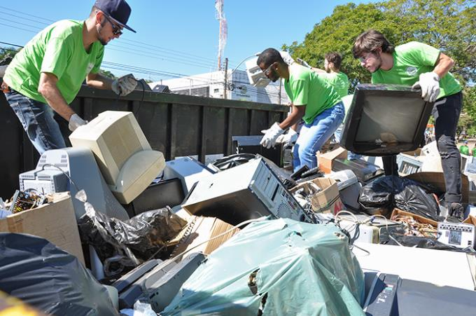 Mutirão do Lixo Eletrônico é consolidado na memória do povo