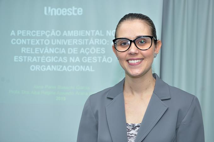 Estudo ambiental é visto como modelo para as universidades