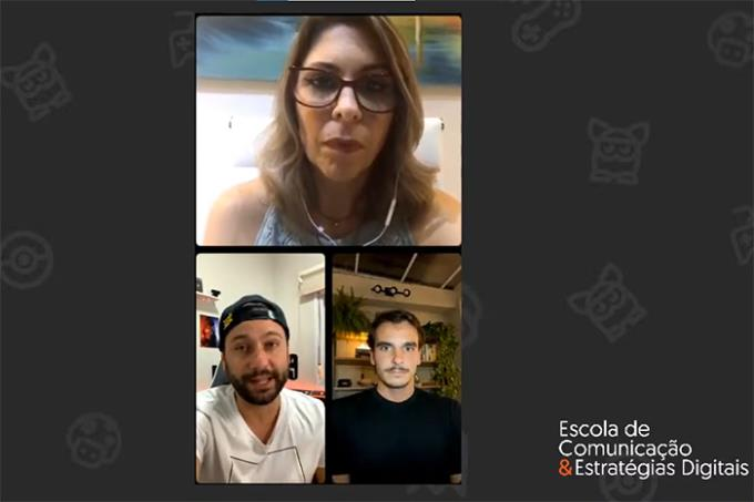 Escola de Comunicação promove live sobre universo gamer