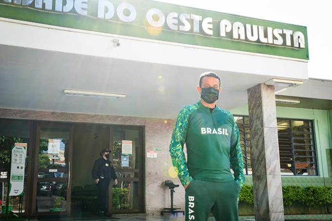 Jogos Paralímpicos: ex-aluno integrará delegação brasileira