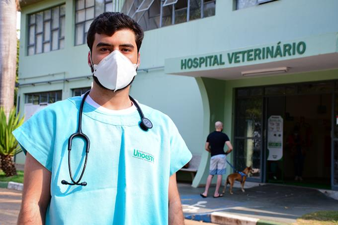 Medicina Veterinária Unoeste oferece formação de excelência