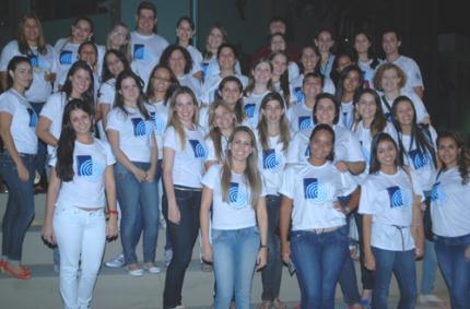 Fonoaudiologia mobiliza campus I no Dia Mundial da Voz