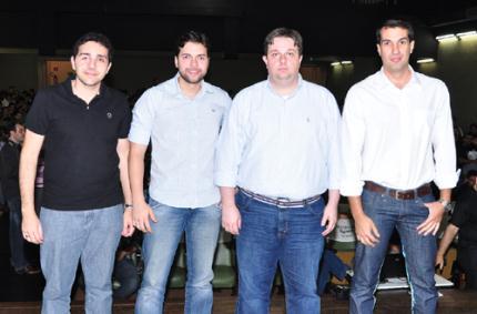 Egressos de sucesso da Fipp fazem palestras na 25ª Infoeste