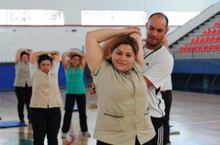 Educadores físicos pela Unoeste atuam em várias frentes