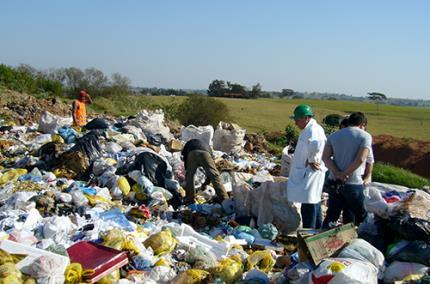 Pesquisa sobre lixo urbano entra na fase de visitas técnicas