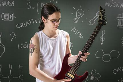 Jovens universitários impulsionam a pesquisa