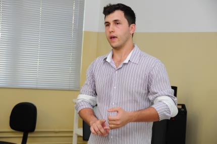 Blog com conteúdo publicitário é destinado para estudantes