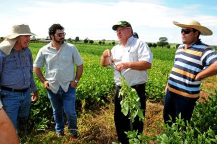 Pesquisador acredita em revolução na produção de alimentos