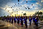 16 de julho - colação de grau Pedagogia e Química