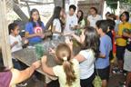 Palestra Aplicação da Horta Suspensa na Educação Ambiental - Projeto Guri - 23/09/2014