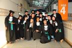 23 de janeiro – Colação de grau licenciatura em Educação Física