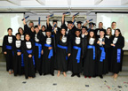 6 de agosto - Colação de grau do curso de Música