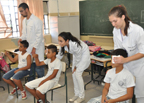 Escola Dr. José Foz 03/04/2014