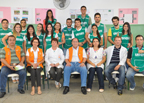 Escola Miguel Omar Barreto 22/04/2014
