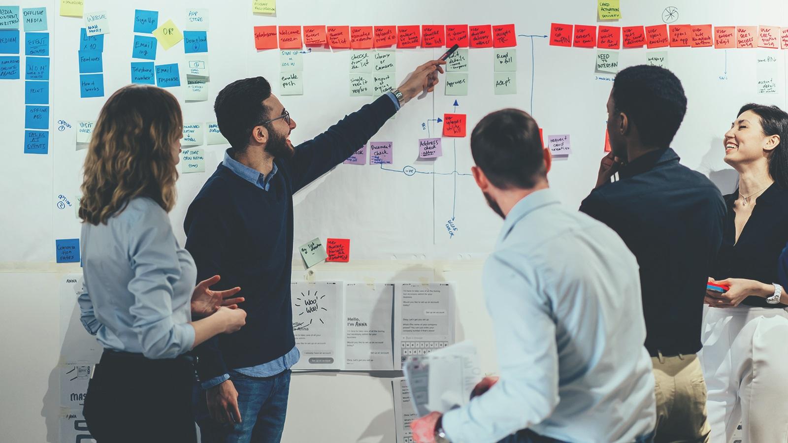 Inovação e empreendedorismo: estado da arte, tendências e organizações híbridas
