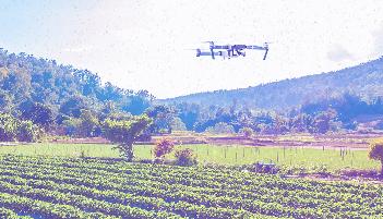 Agricultura de Precisão - CONNECT